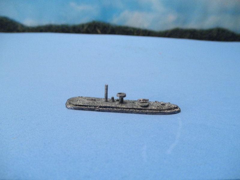 Houston's Ships 1/1200 Ships: HSS37 USS Casco, Chimo, Squando