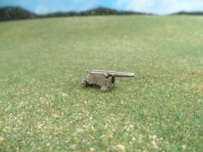 """15mm ACW Naval Artillery: ACW140 Dahlgren 6.4"""""""