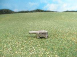 """15mm ACW Naval Artillery: ACW142 Dahlgren 9"""""""