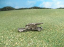 15mm ACW Naval Artillery: ACW145 Brooke Rifle 7""