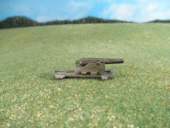 """15mm ACW Naval Artillery: ACW147 Dahlgren 11"""""""