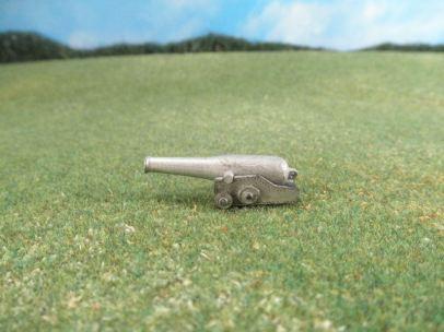 """15mm ACW Naval Artillery: ACW148 Dahlgren 15"""""""