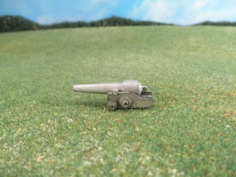 15mm ACW Naval Artillery: ACW149 Parrott 150 pound