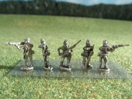 15mm ACW Infantry: ACW29 Ragged Yanks, Combat