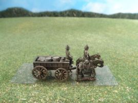 15mm British Colonials: LBN120 British General Service Wagon