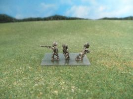 15mm British Colonials: 15mm British Colonial: LBN170 Dervish Infantry with Rifles