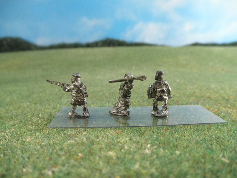 15mm British Colonials: LBN172 Dervish Infantry, Sudanese Dervish