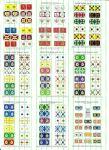 Napoleonic Flags: NAPF10 - NAPF18