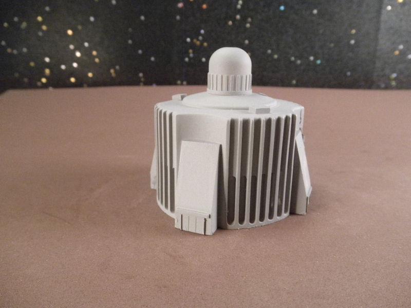 6mm Science Fiction Buildings & Terrain: FAN623 Great Hall