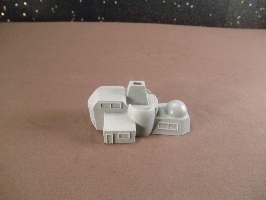 6mm Science Fiction Buildings & Terrain: FAN626 Civilian Residence