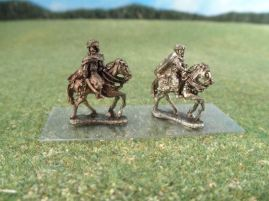 15mm French Colonials: LFA14 French Cavalry, Spahis