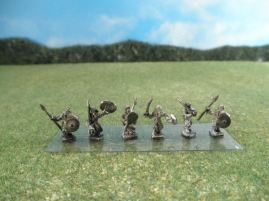 15mm French Colonials: LFA26 Arab Infantry, Assorted Arabs