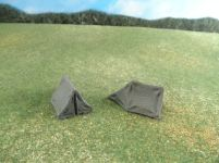 25mm Accessories: TRF210 1 Man Tents