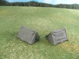 25mm Accessories: TRF211 2 Man Tents