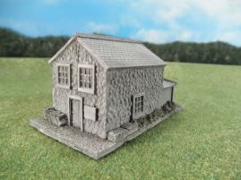 15mm ACW Buildings: TRF310 Stone Feed Store
