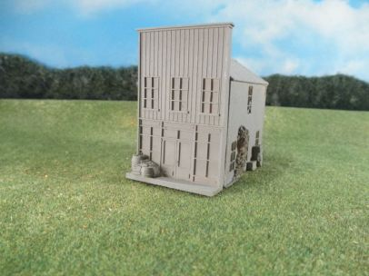 15mm ACW Buildings: TRF322 False Front Building, Style A