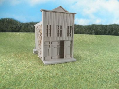 15mm ACW Buildings: TRF323 False Front Building, Style B