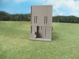 15mm ACW Buildings: TRF325 False Front Building, Style D