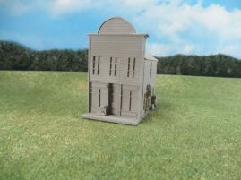 15mm ACW Buildings: TRF326 False Front Building, Style E