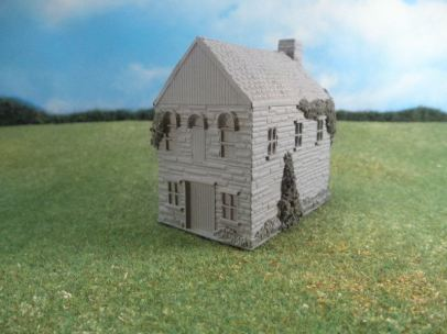 15mm ACW Buildings: TRF332 Harpers Ferry Stone Factory