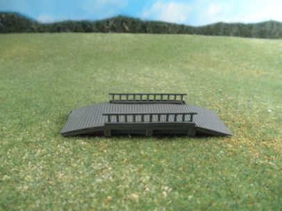 6mm ACW Buildings & Terrain: TRF989 Wood Bridge