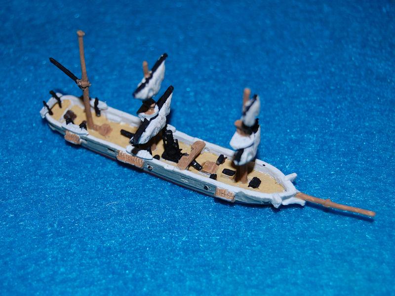 Houston's Ships 1/1200 Ships: HSS22 CSS Alabama