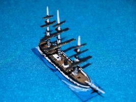 Houston's Ships 1/1200 Ships: HSS55 Galena Class USS Mohican