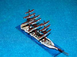 Houston's Ships 1/1200 Ships: HSS52 USS Pensacola