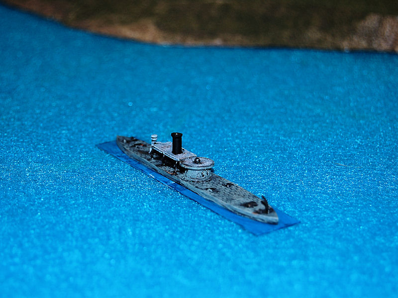 Houston's Ships 1/1200 Ships: HSS48 USS Puritan