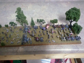 Stone Mountain Miniatures 15mm ACW Infantry