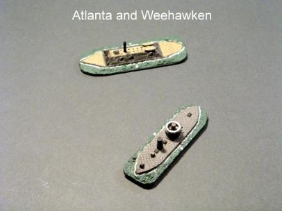 CSS Atlanta-USS Weehawken