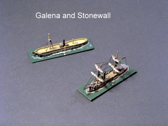USS Galena-CSS Stonewall