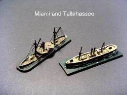 USS Miami-CSS Tallahassee