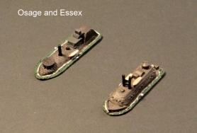 USS Osage-USS Essex