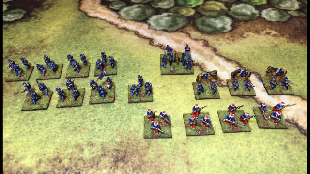 15mm American Civil War Union Troops
